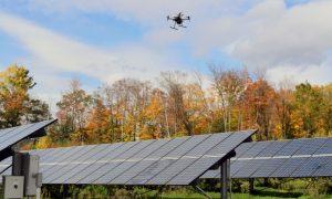 بهینه سازی مزارع خورشیدی
